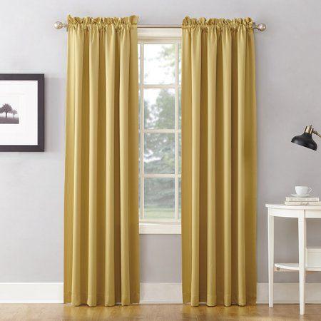 Home Panel Curtains Curtains Rod Pocket Curtains