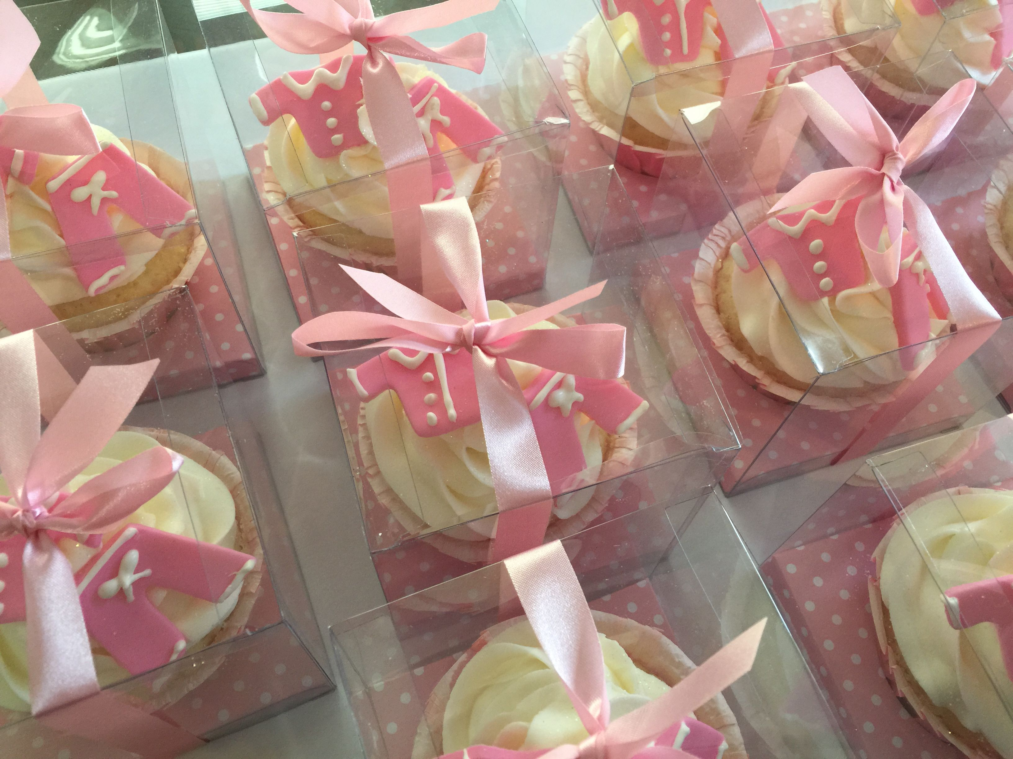 PJ Party Cupcakes! | French for Sugar Creations - It\'s what we do ...