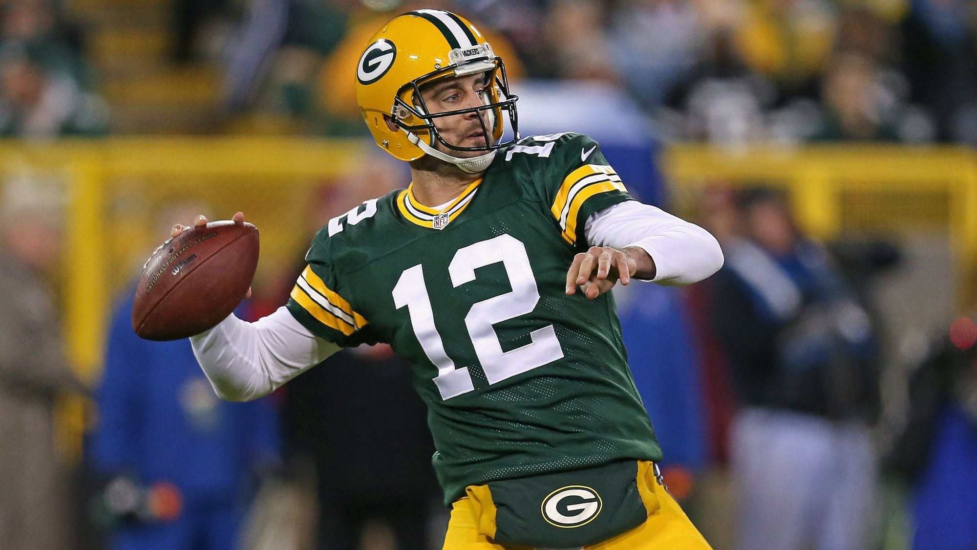 Aaron Rodgers Is The Greatest Quarterback Of All Time Nfl History Aaron Rodgers Nfl