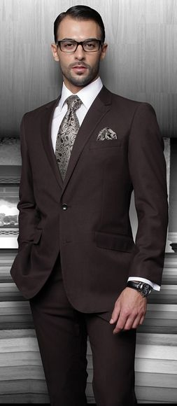 No matter what the job description is, get it done in a Statement Suit. #firstimpression