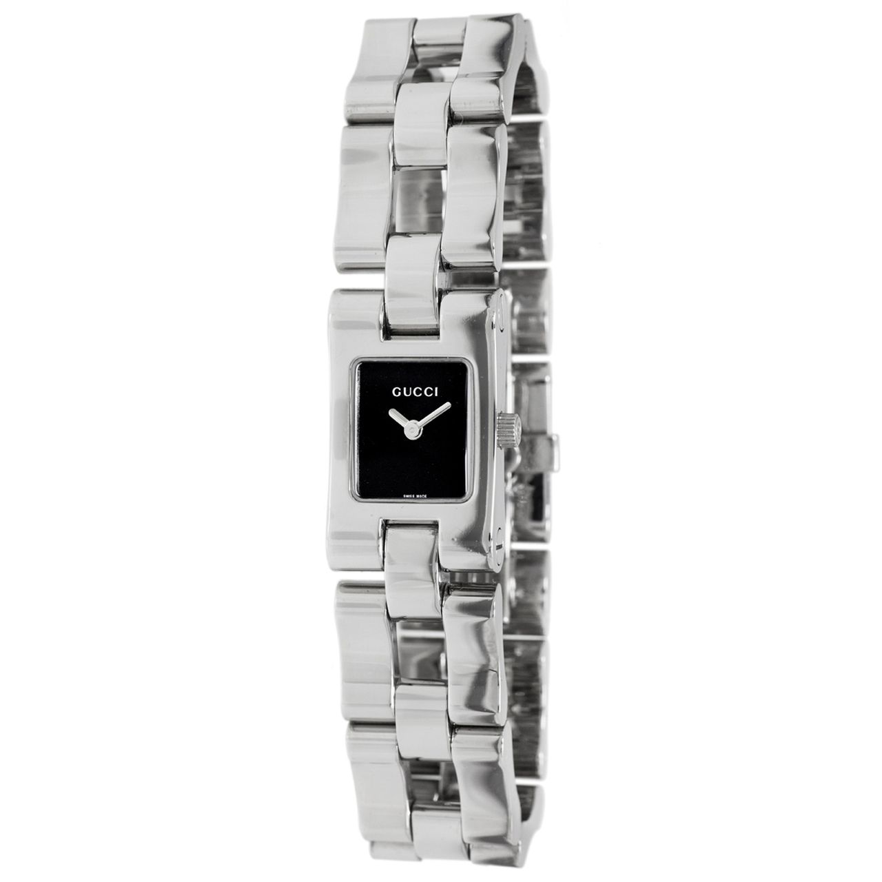 848a9375453 Gucci Stainless Steel 2305L Ladies Watch - modaselle