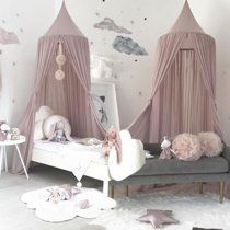 Dome Bedding Girl Princess Mosquito Net Baby Bed Canopy Tent Curtain Room Decor Walmart Com In 2020 Baby Bed Canopy Princess Canopy Bed Girl Beds