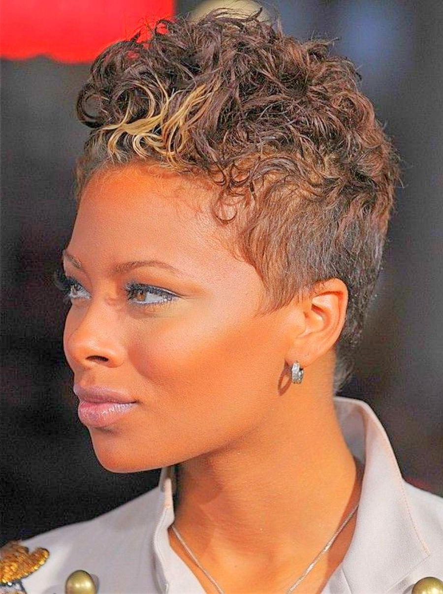 Short Hairstyles For African American Women Shortafricanamericanhairstyles201512 900×1208  Chic