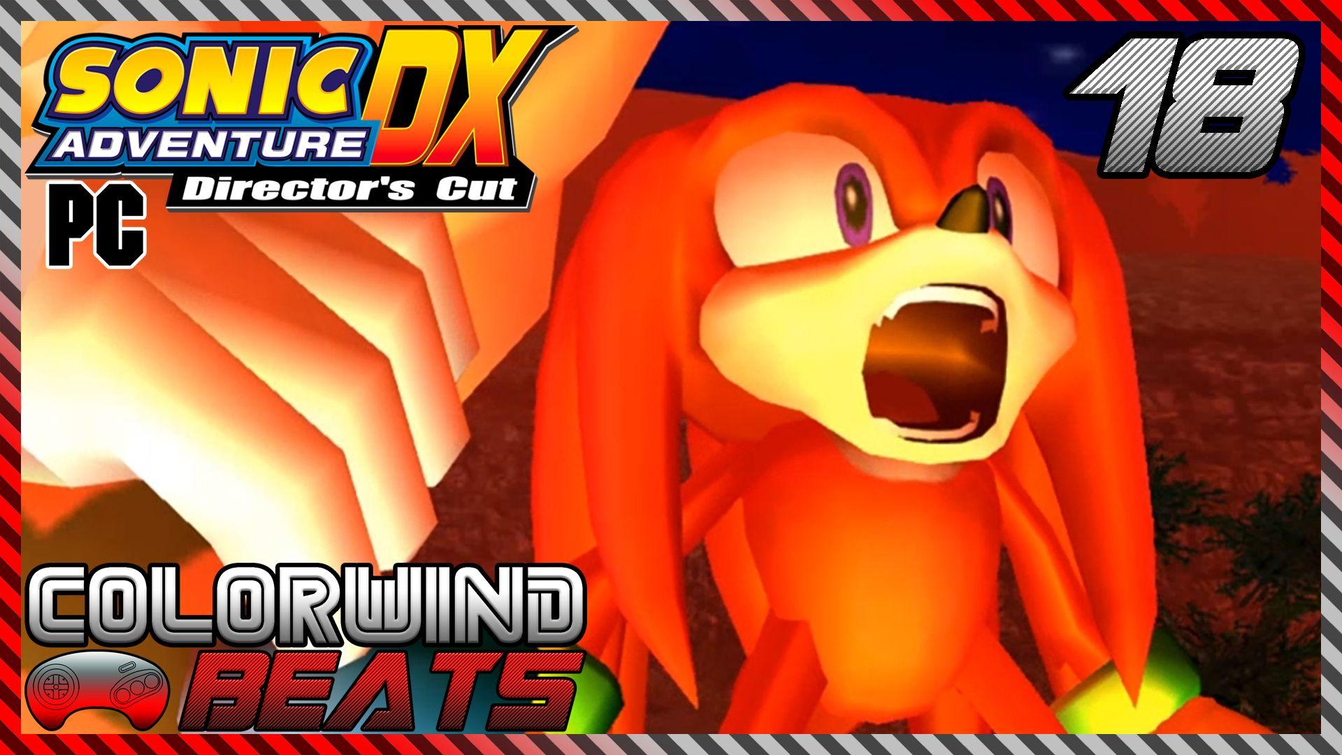 Sonic Adventure DX: Director's Cut (PC) #18