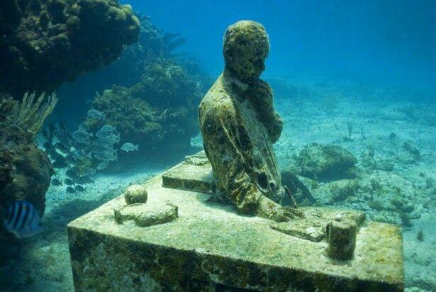 Image result for artwork Ocean graveyard