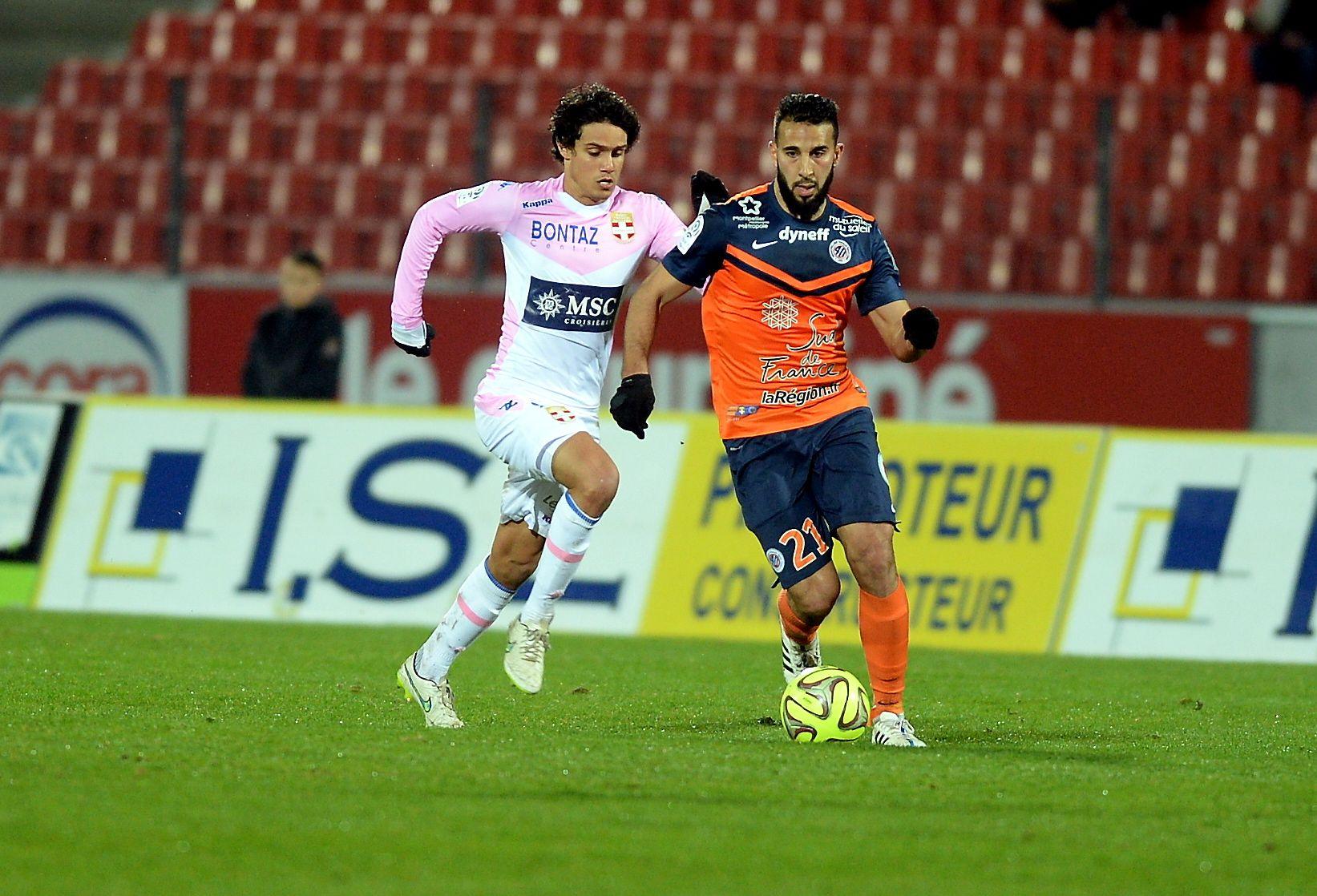 Evian TG MHSC Les photos du match MHSC Foot