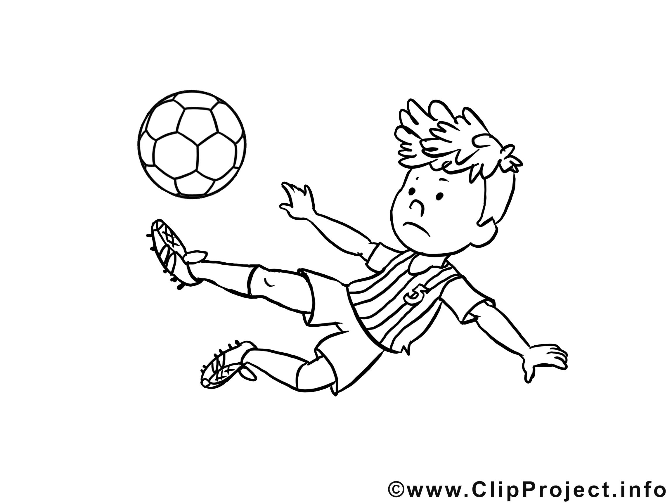 Ball, Schuss, Fussball - Kostenlose Arbeitsblätter für die