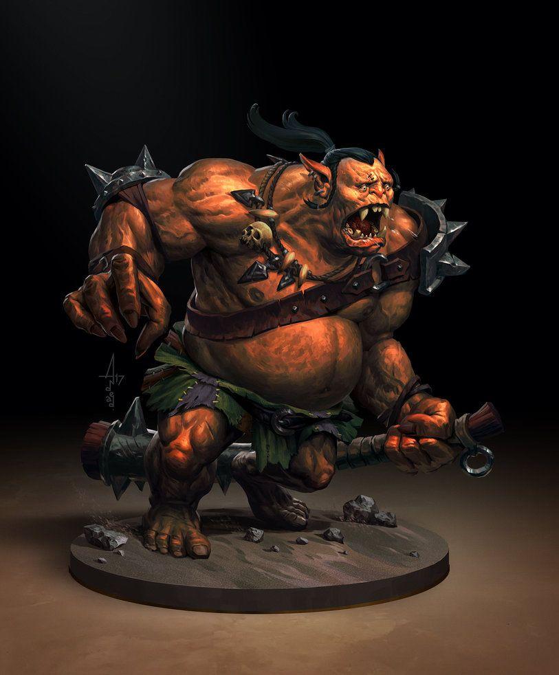 ogre by andead deviantart com on deviantart rp resources