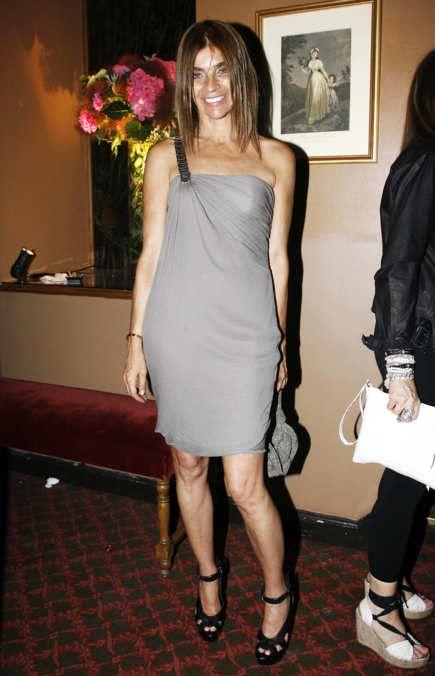 7.06.06  Carine Roitfeld in Dior R07 (Look 38) by John Galiano