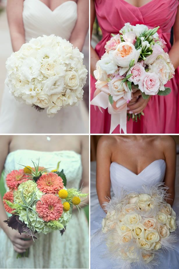 Bridal Bouquets For Any Wedding Style