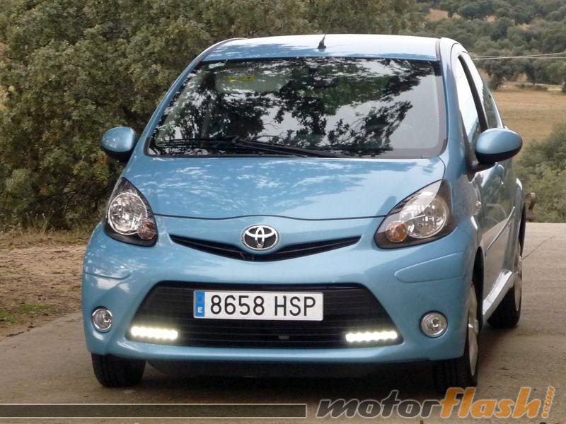 #Toyota #Aygo #ToyotaAygo #Coches #Automoción