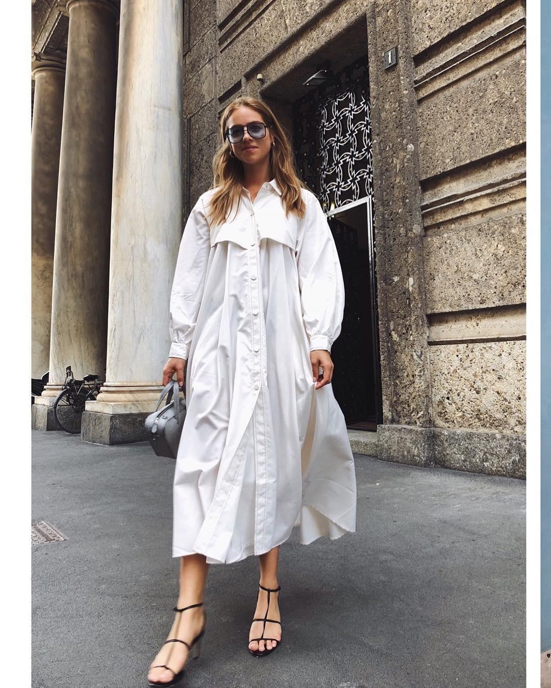 6530abf8e36 Ganni street style | Trine Kjær | Comstock Coat | wear in 2019 ...