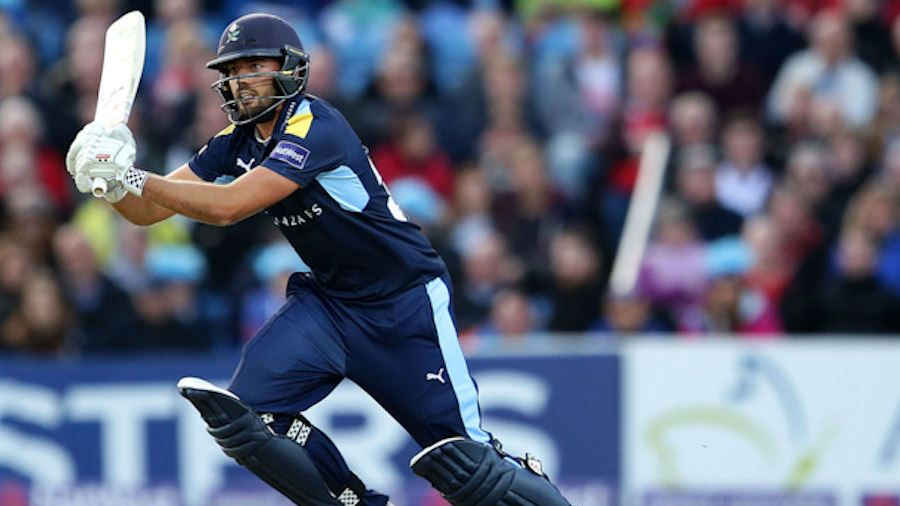 Leaning's impetus puts Yorkshire in last eight Yorkshire