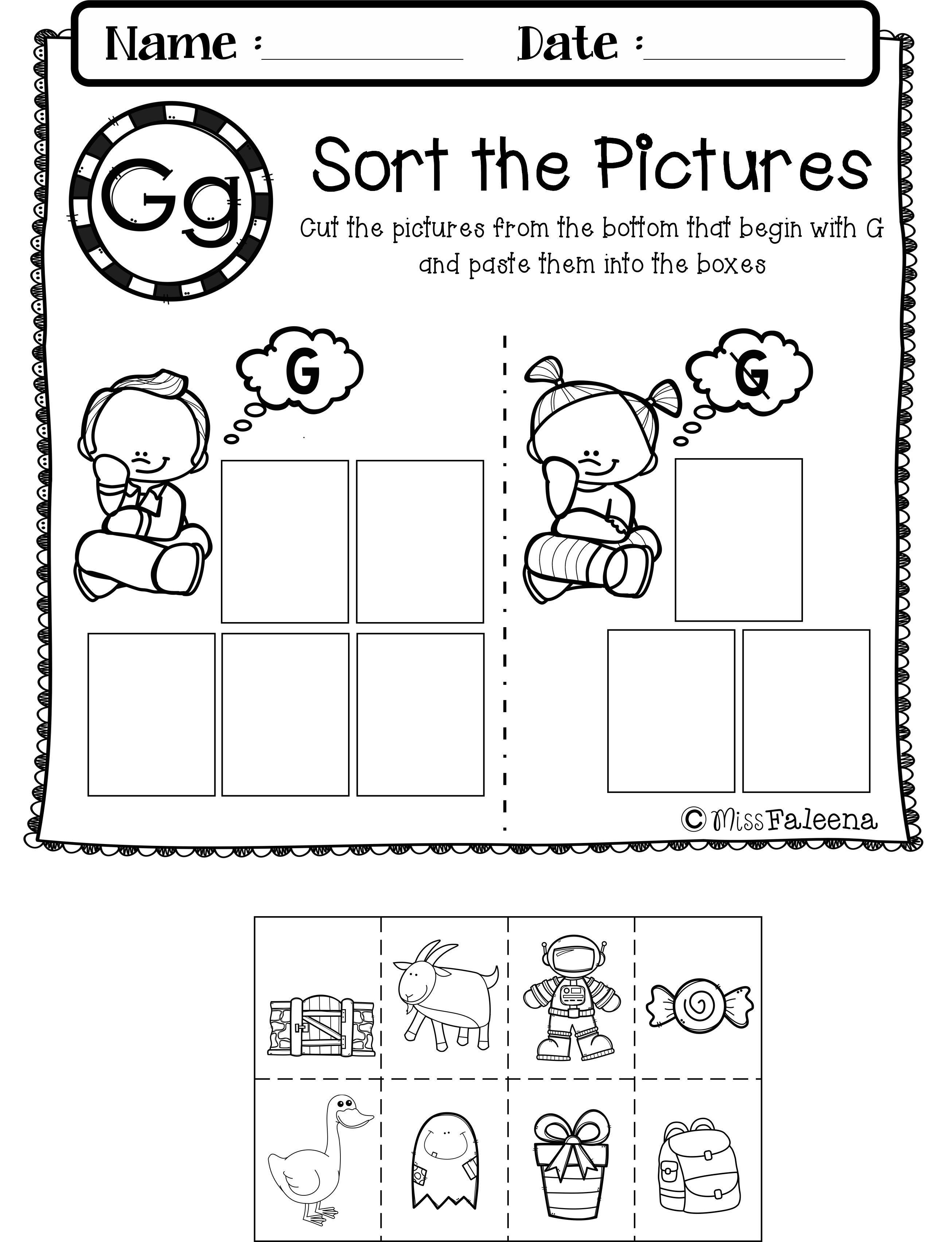 Alphabet Letter Of The Week A To Z The Bundle Kindergarten Lesson Plans Teacher Help Special Education Elementary [ 3408 x 2612 Pixel ]