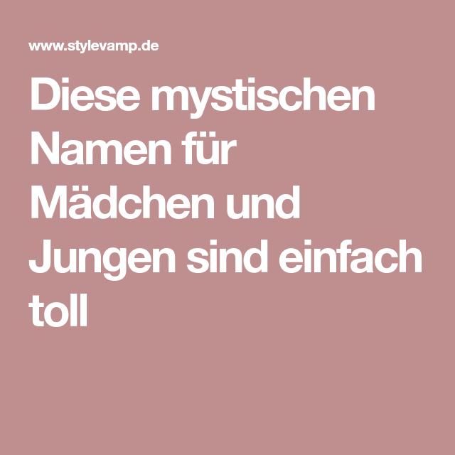 Auf Stylevamp Schreiben Modebegeisterte Uber Mode Schuhfans Uber Schuhe Haarkonner Uber Frisuren Mystische Namen Name Madchen Namen