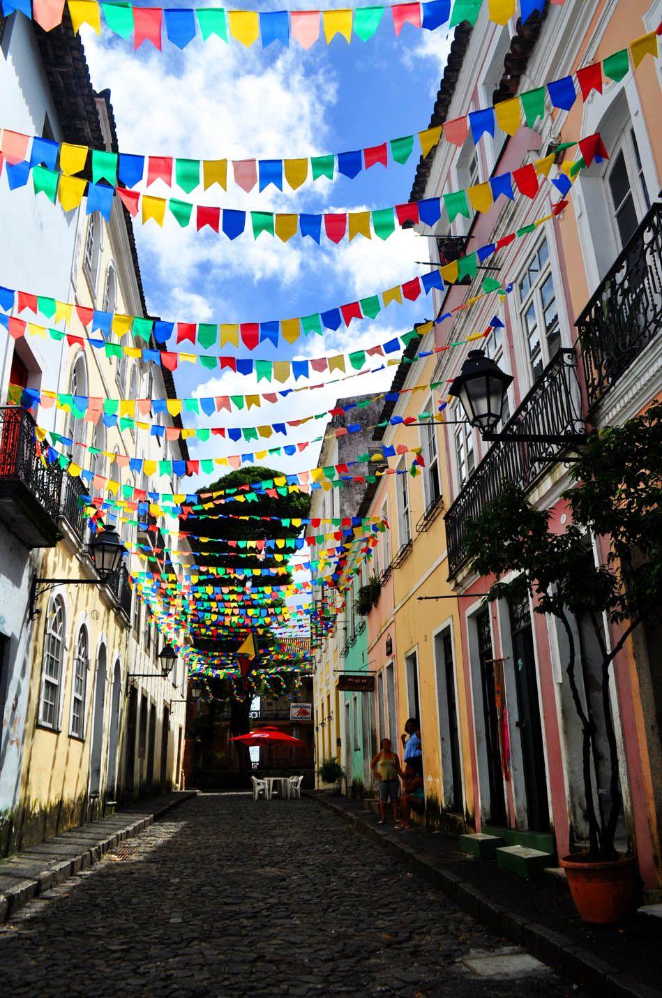 Pelourinho. Salvador da Bahia, Brasil