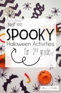 the perfect activities to keep your second graders engaged and learning for halloween so many great halloween activities in this post