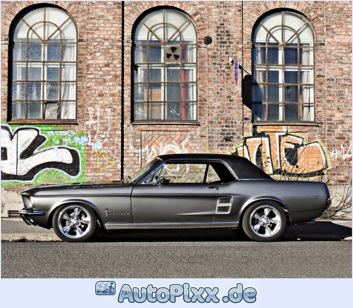 1967 mustang coupe - 1967 Ford Mustang Coupe