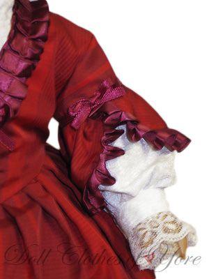 'Mrs. Dickens' Dress
