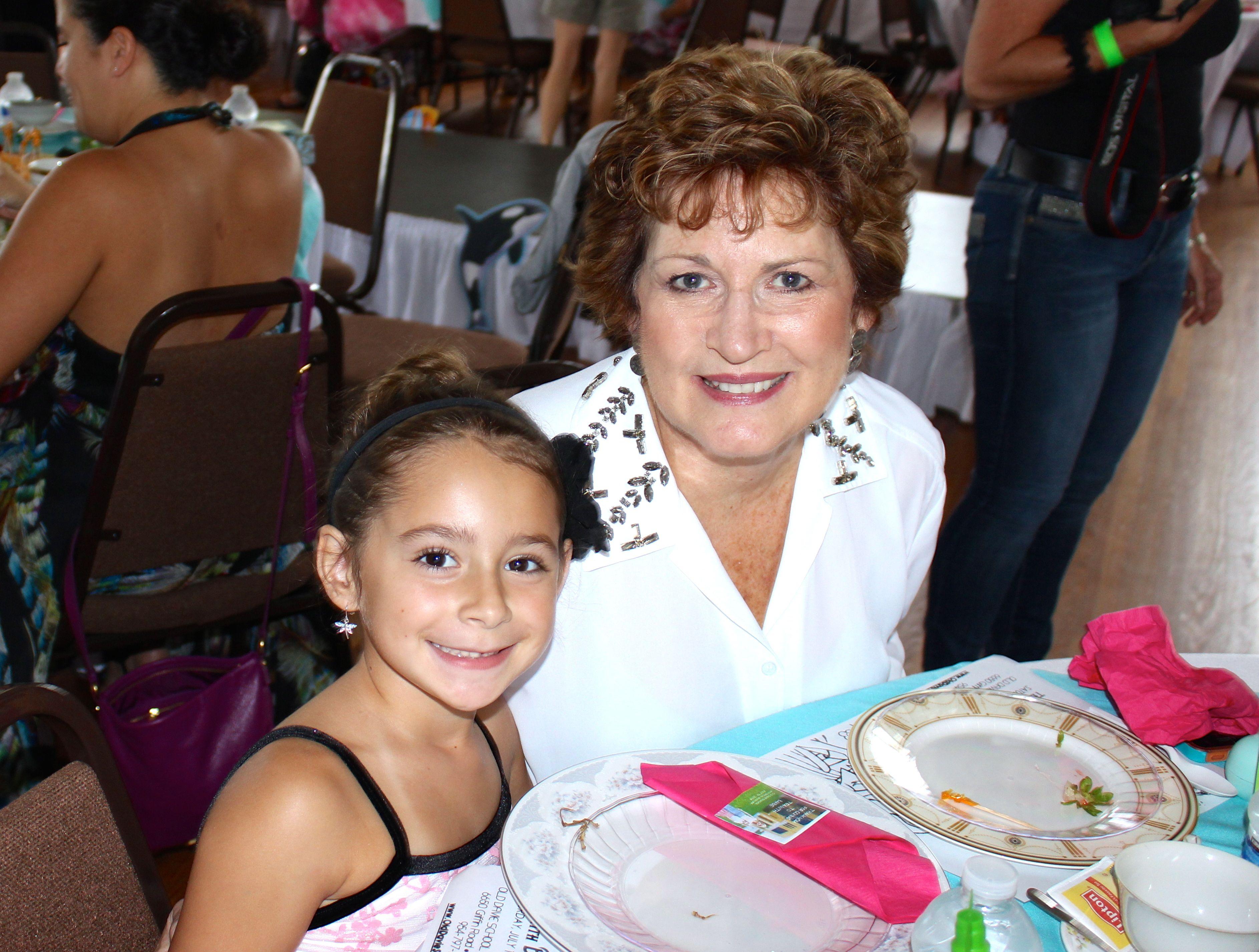 Broward County Kids Tea Barbie Sports Activities Mother