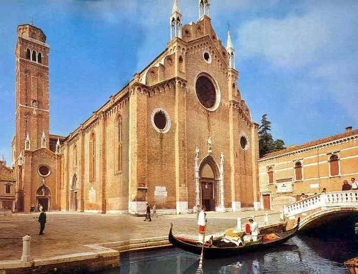 FRARI'S CHURCH  Venezia