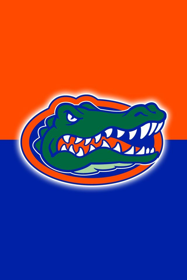 florida gators logo outline. florida gators iphone wallpaper logo outline o