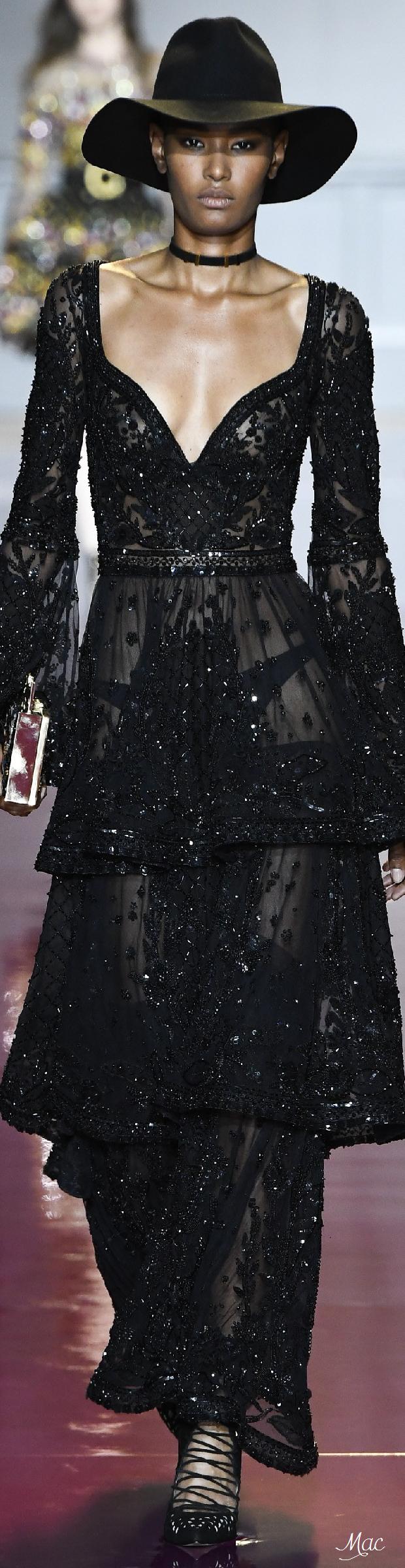 Fall 2016 Haute Couture - Zuhair Murad