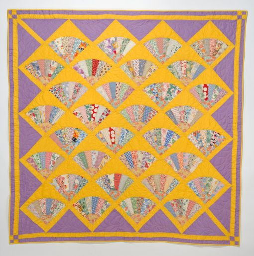 dating vintage quilt fabric