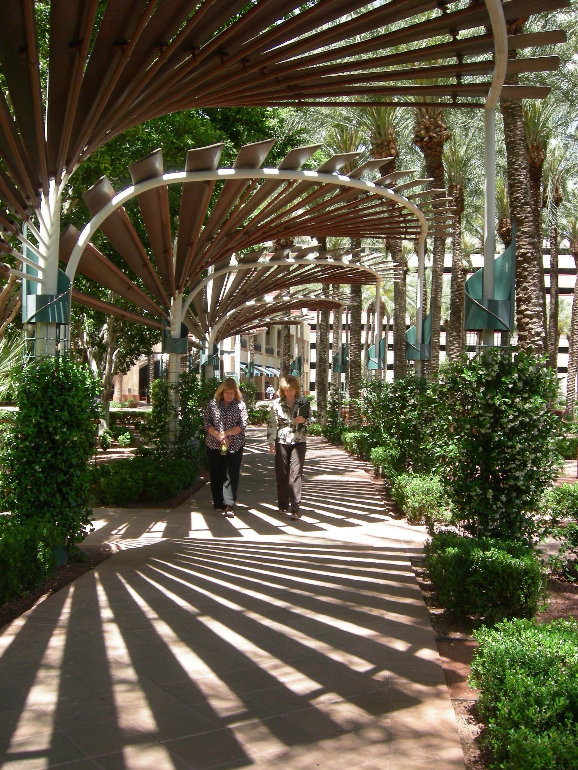 Designer Unknown Landscape Structure Landscape Design