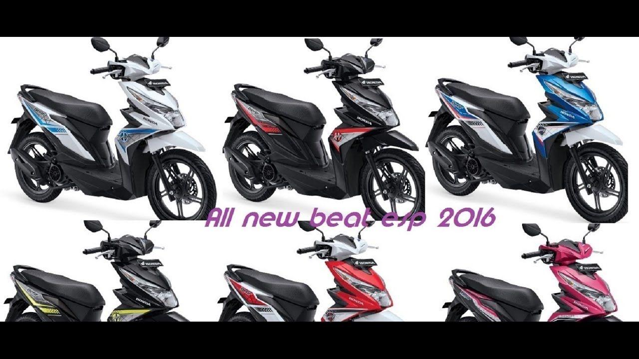 Harga OTR Jakarta 15,4jt Honda Beat Terbaru Type CBS ISS