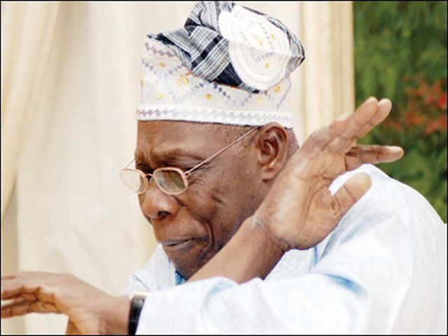 #You are spending money recklessly – Obasanjo charges at Senators, Reps #vibes247
