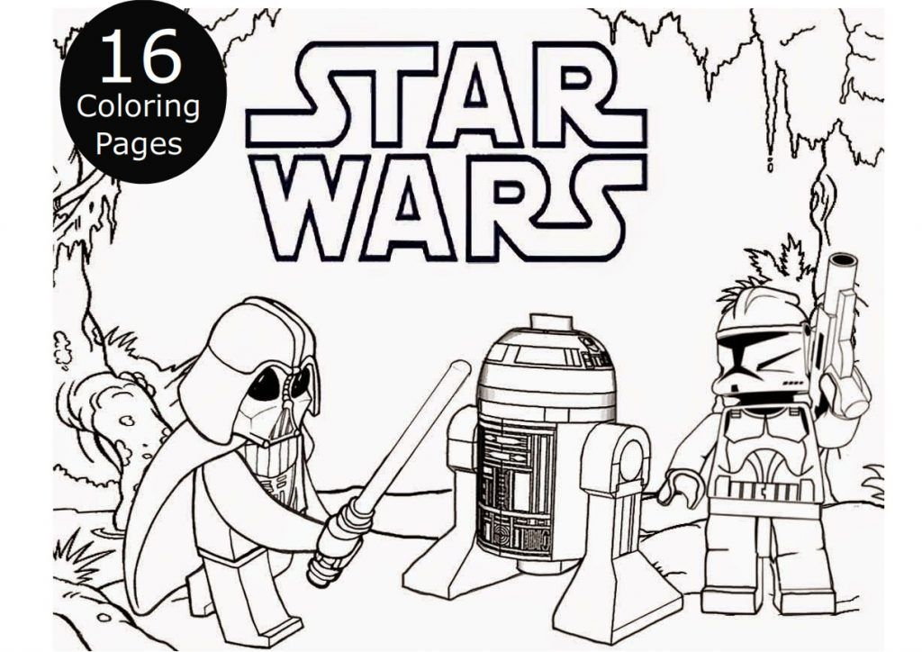 20 Star Wars Coloring Pages Star Wars All Characters Star Wars Coloring Book Lego Coloring Pages Star Wars Coloring Sheet