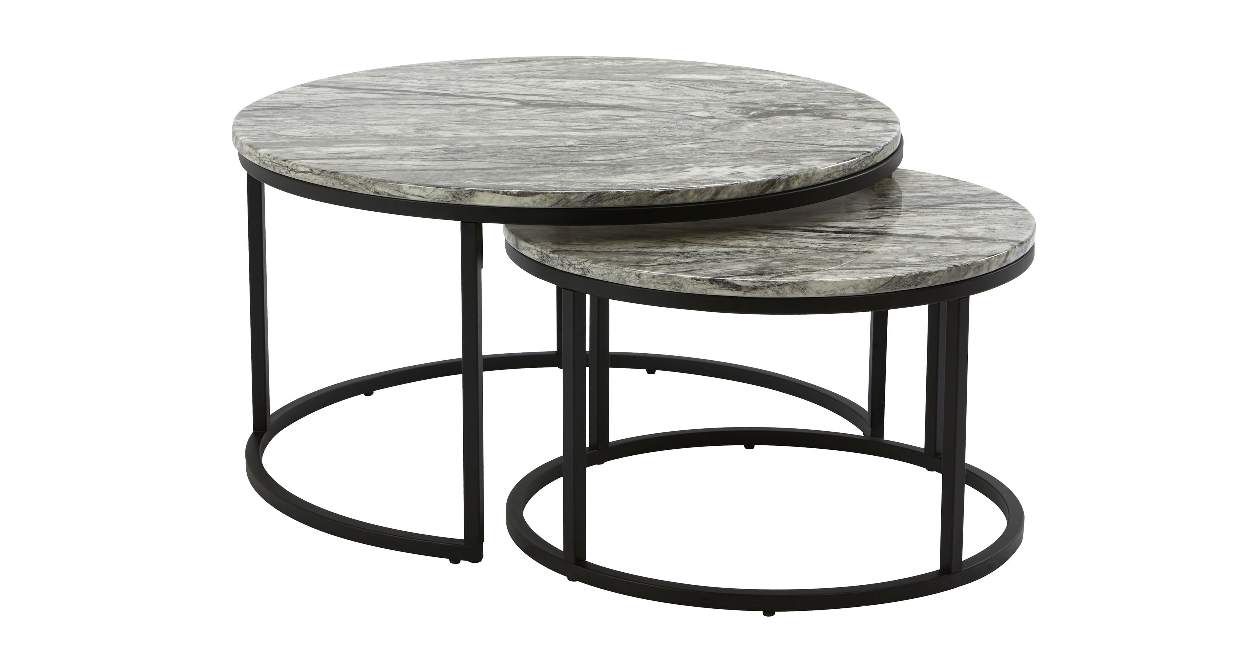 Halo Coffee Nest Coffee Tables Uk Coffee Table Nesting Coffee Tables [ 2268 x 4273 Pixel ]