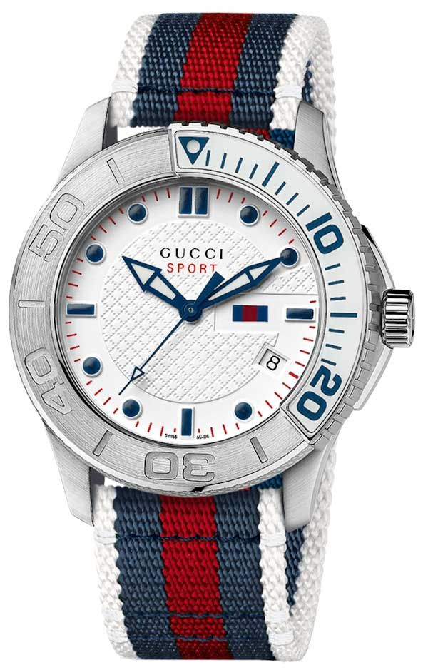 c2ba528f0c9 Gucci G-Timeless Sport Watch