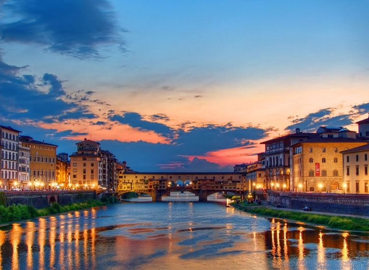 Italian Florence: Explore Florence On Foot: Three Self-Guided Walking