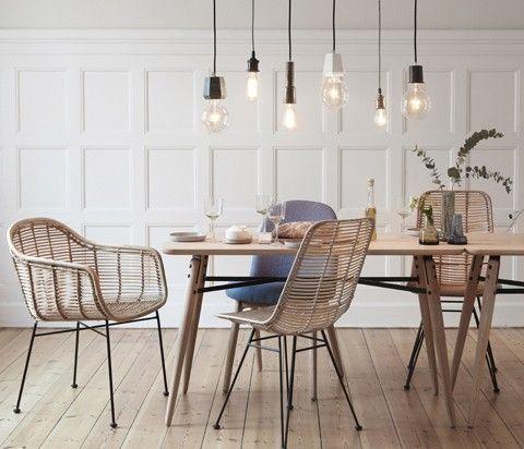 retro sessel, rattanstuhl, vintage sessel, rattansessel, design, Wohnzimmer dekoo