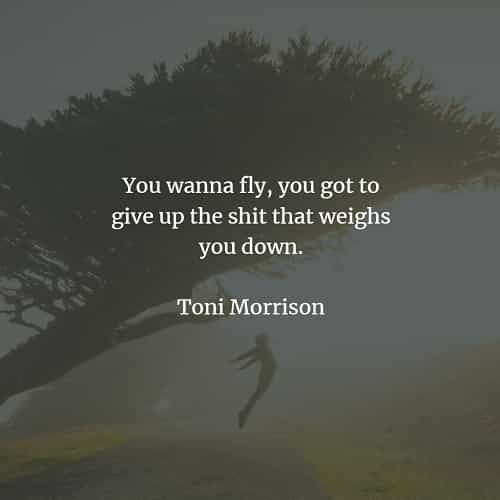 50 Famous quotes and sayings by Toni Morrison