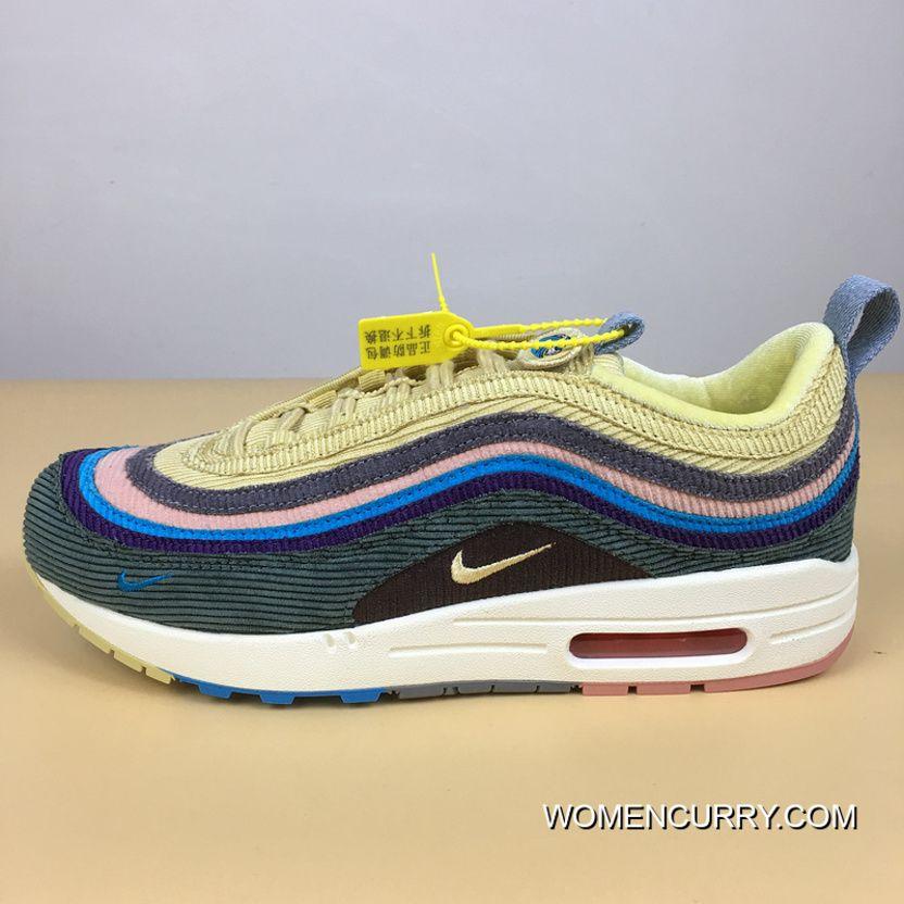 Original Nike Gucci x Sean Wotherspoon x Air Max 197 VF SW