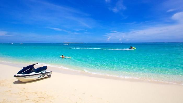 Paradise Island Bahamas Beach The Best Beaches In World