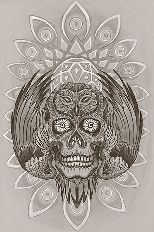 Custom Tattoos by Aries Rhysing