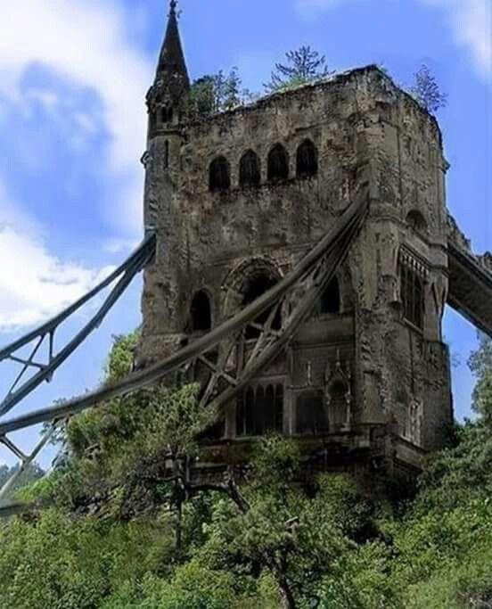 Abandoned Houses, Abandoned, Abandoned Castles