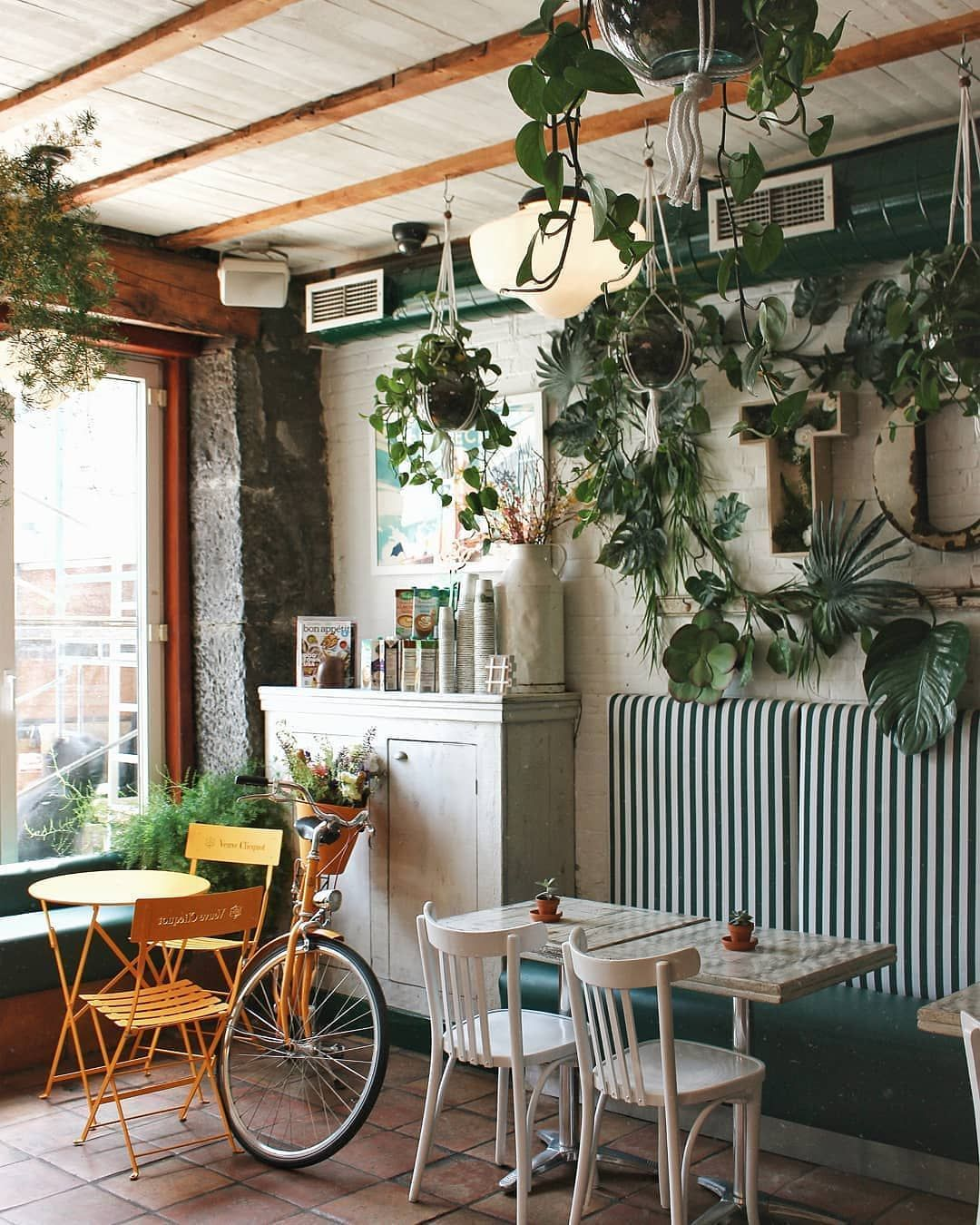 Beautiful Corner Of Tommy Brunch Coffee Shop Decor Cozy Coffee Shop Coffee Shop Interior Design