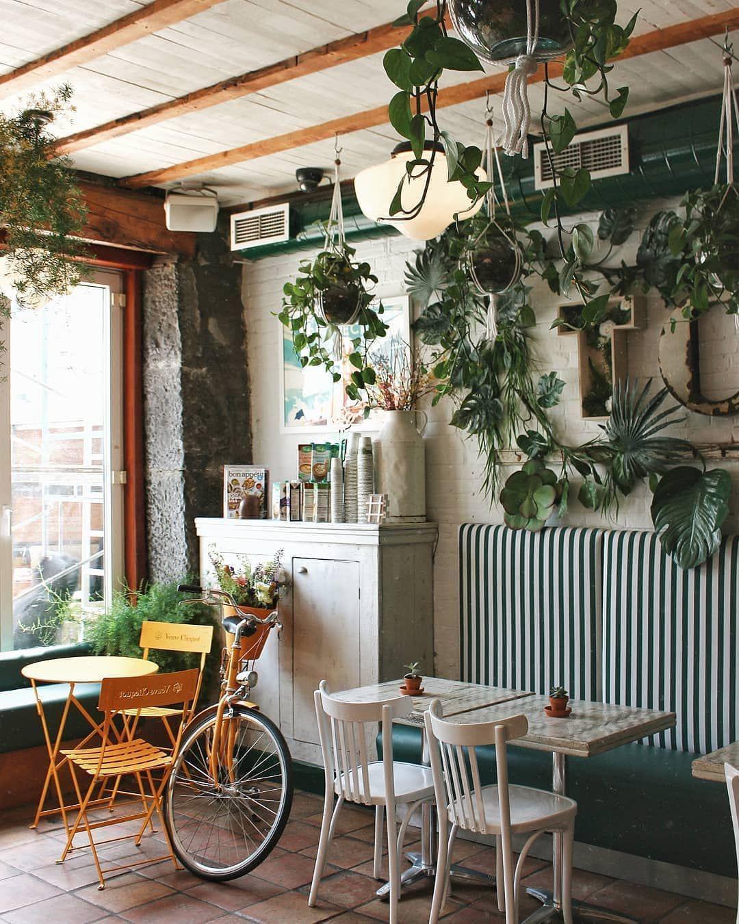 Beautiful Corner Of Tommy Brunch Coffee Shop Decor Cozy Coffee Shop Coffee Shop Interior Design