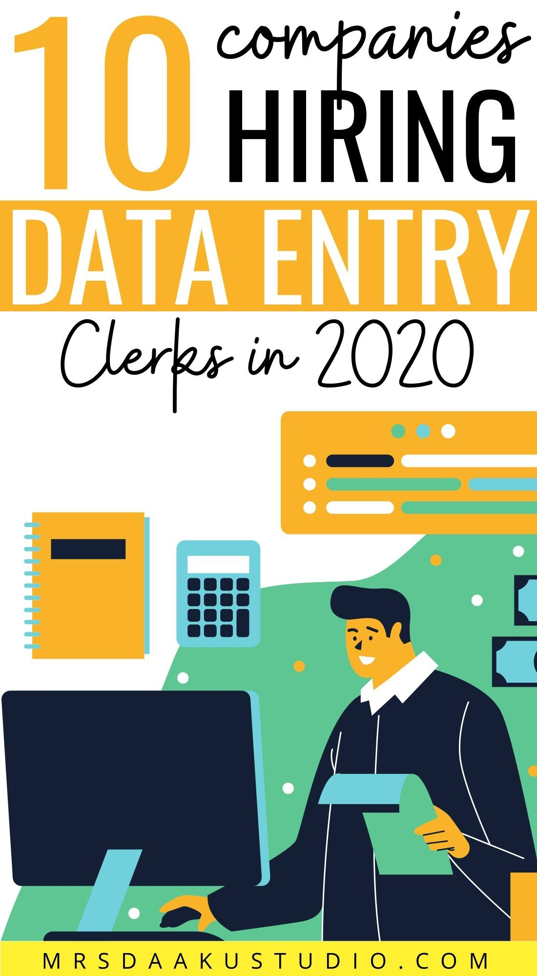 19 Online Data Entry Jobs From Home 100 Legit Hiring 2020 Online Data Entry Jobs Data Entry Jobs Online Data Entry