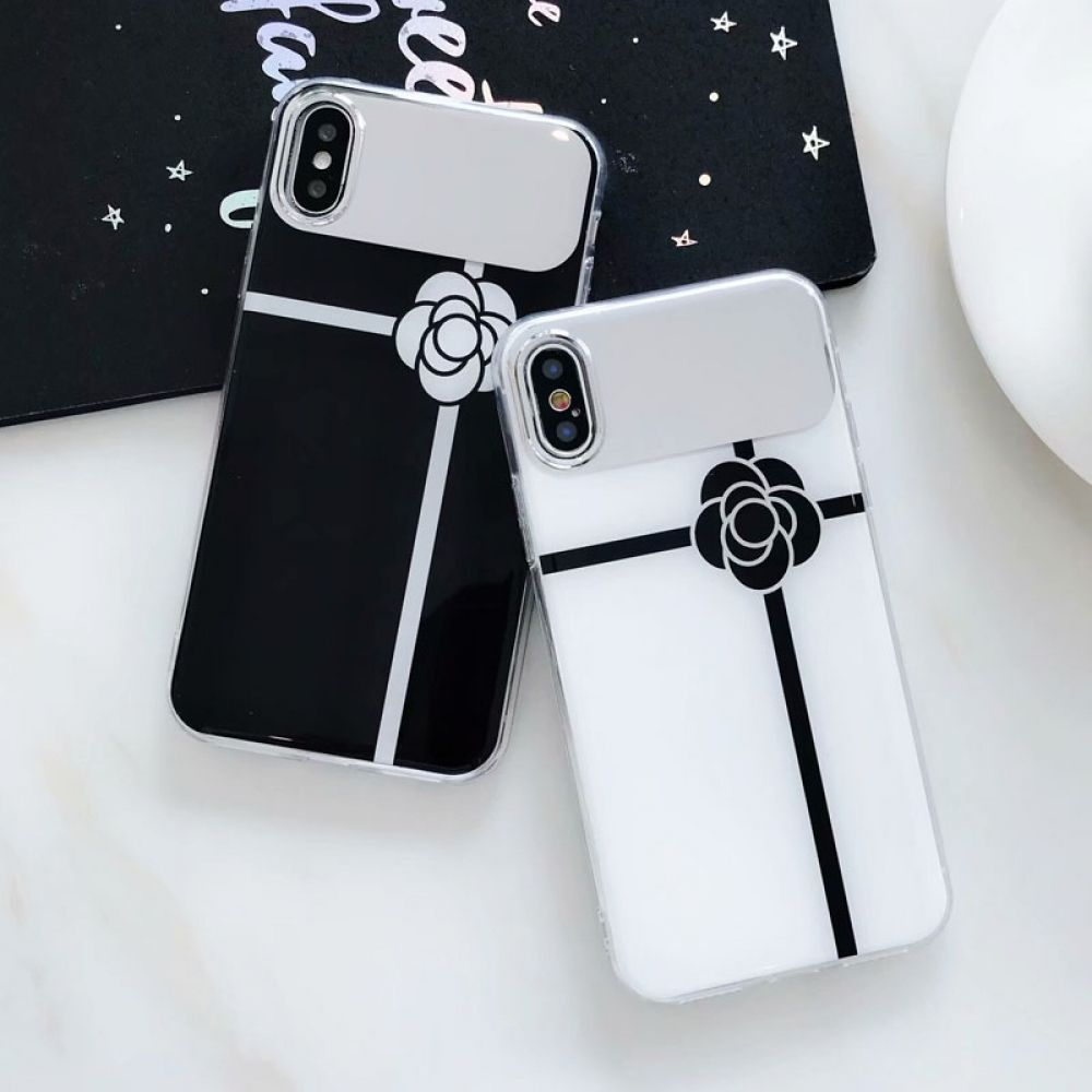 Ekoneda make up mirror case for iphone x xr xs max case