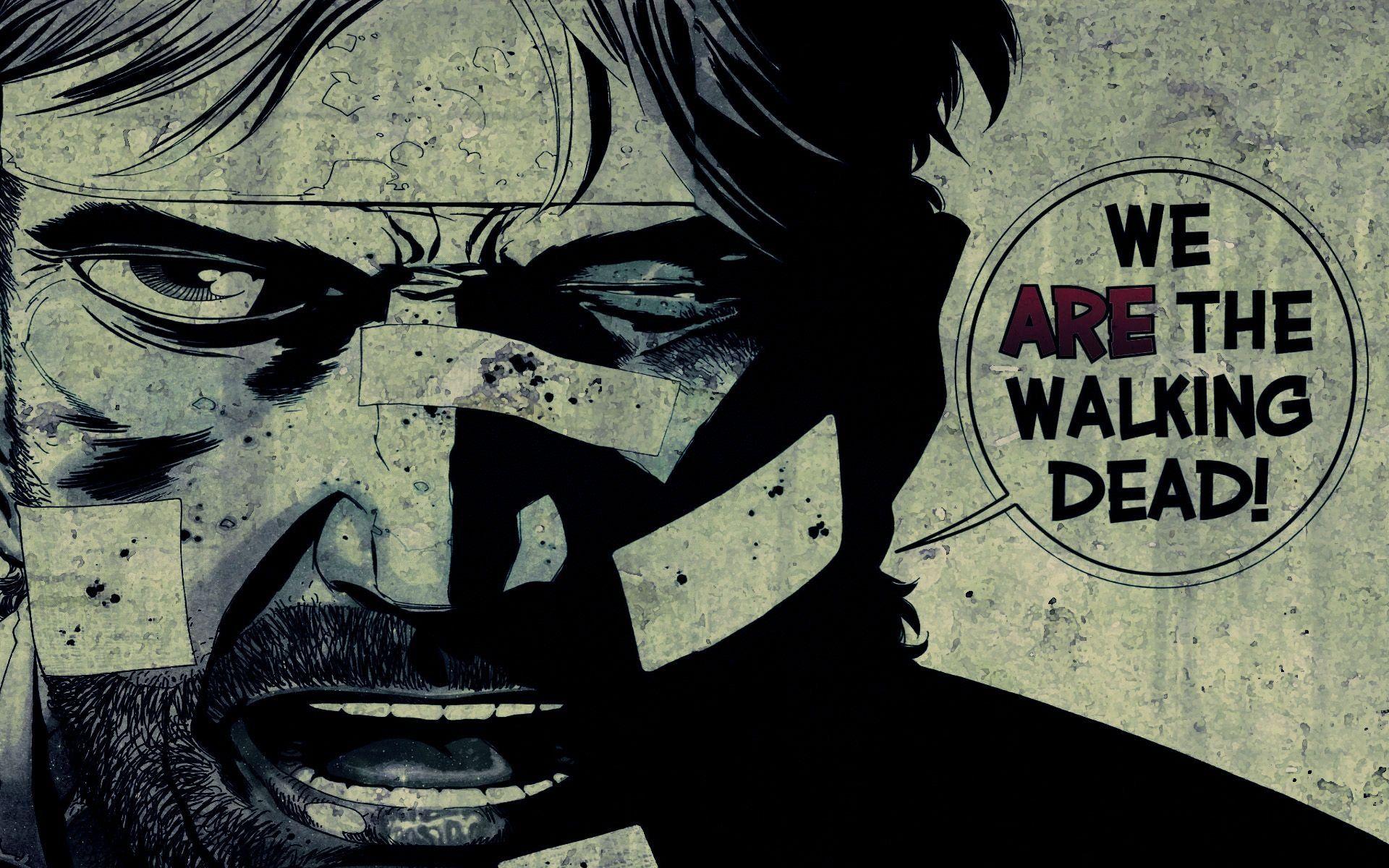The Walking Dead 177 Out 3 7 Walking Dead Wallpaper Walking