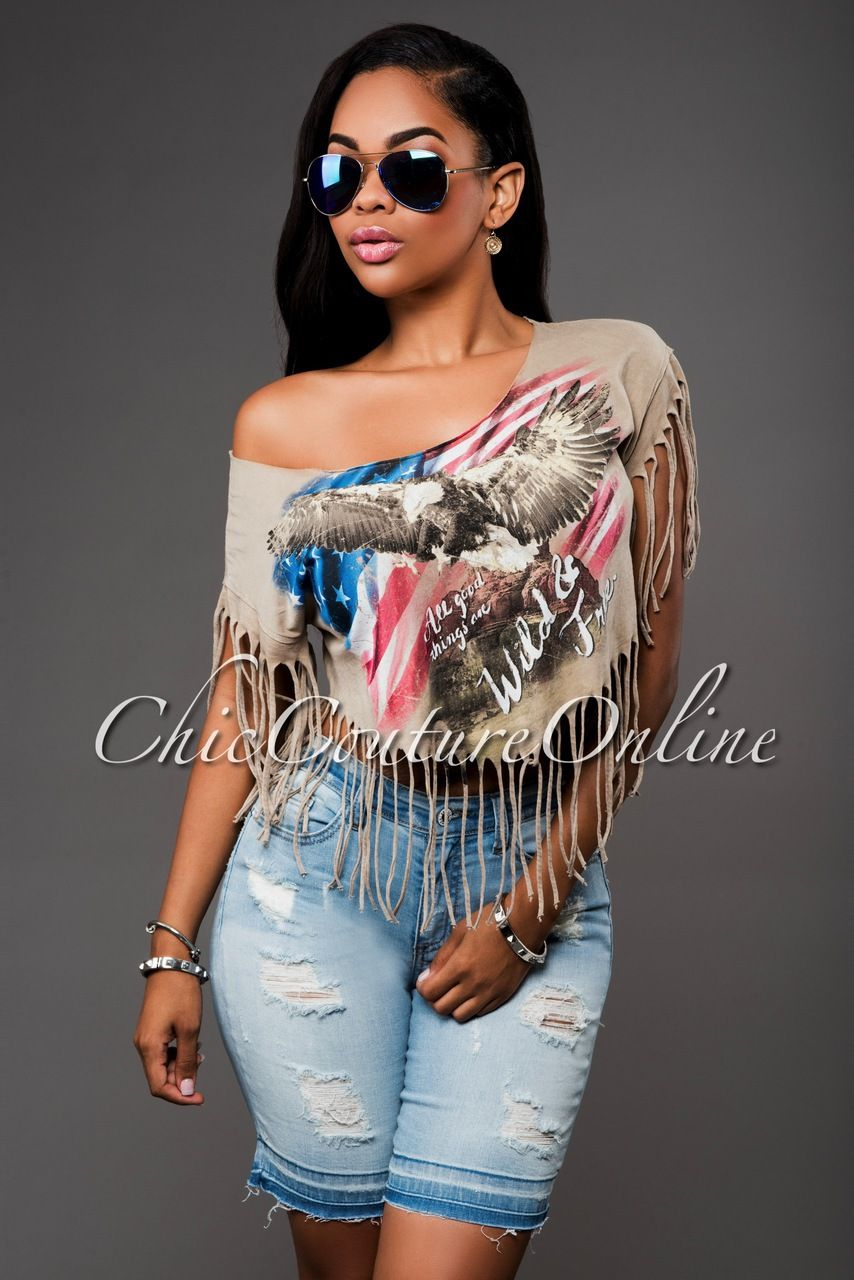 Chic Couture Online - Montego Bleached Denim Destroyed Bermuda Shorts.(http://www.chiccoutureonline.com/montego-bleached-denim-destroyed-bermuda-shorts/)