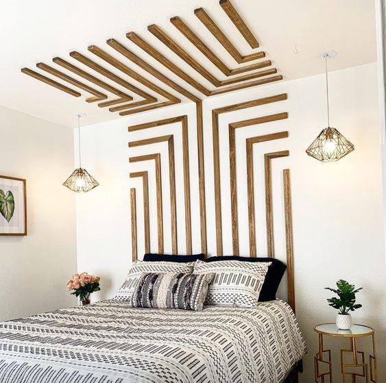 Photo of 17 top idées de têtes de lits originales