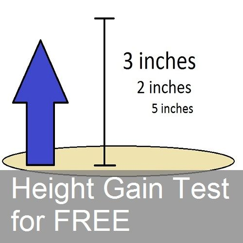 Does sprinting increase height? http://ezinearticles.com/?Does-Sprinting-Increase-Height?=7391888 And if so, how much can you really grow taller from sprinting? These are the questions I want to answer in the following article.