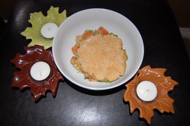 Healthy Chicken Pot Pie (clean eating magazine)